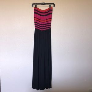 Strapless jumper size small/medium